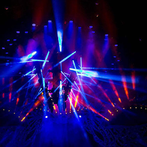 舞台led灯光