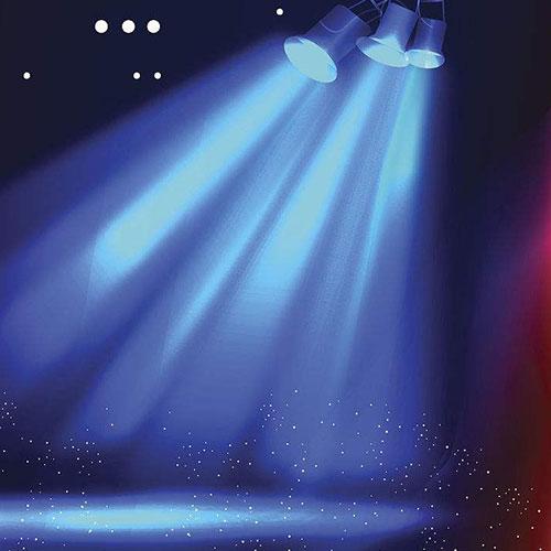 舞台灯光扫描灯
