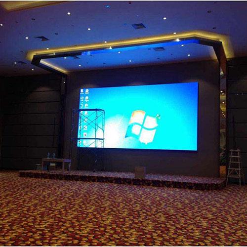 室内高清LED显示屏