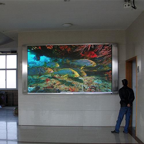 室内高清LED全彩显示屏