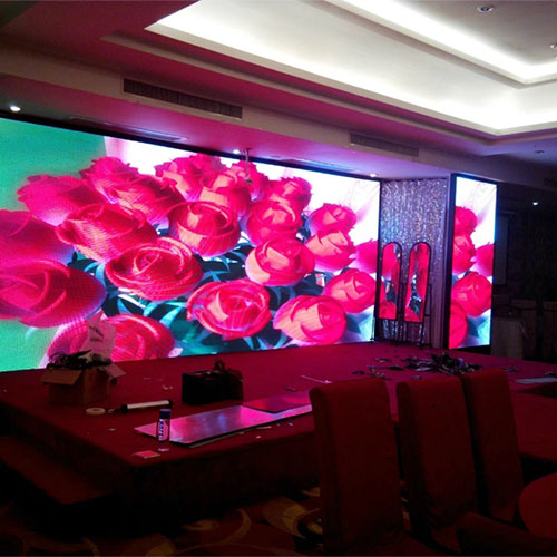 高清酒店LED显示屏