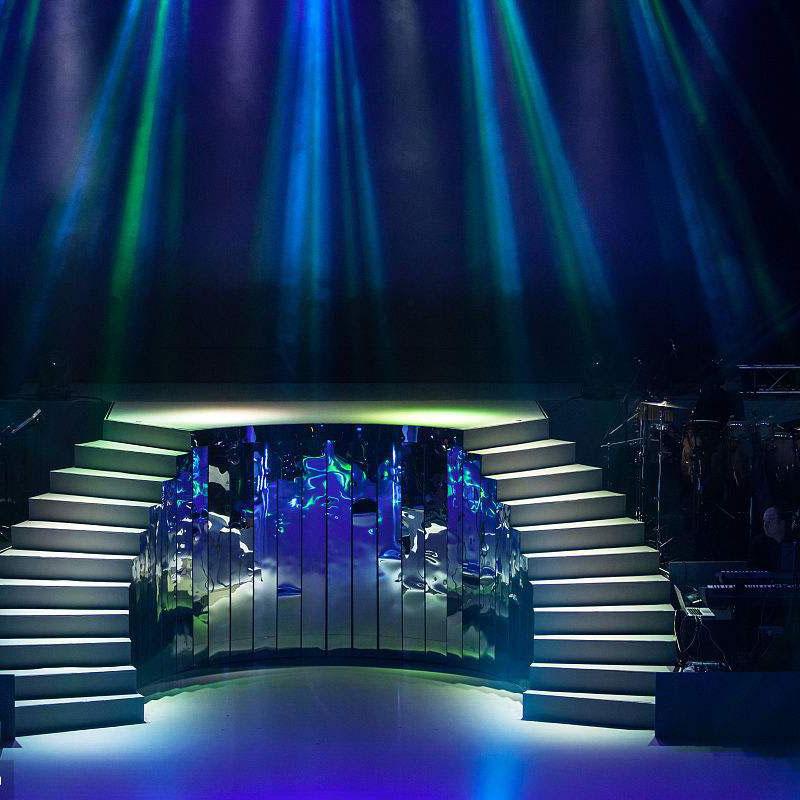 小型舞台灯光